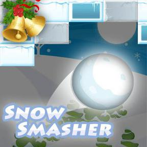 https://play.famobi.com/snow-smasher breakout,arcade online game