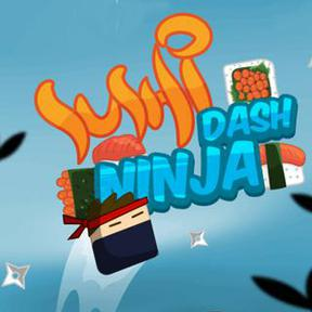 https://play.famobi.com/sushi-ninja-dash skill online game