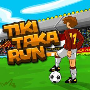 https://play.famobi.com/tiki-taka-run sports online game