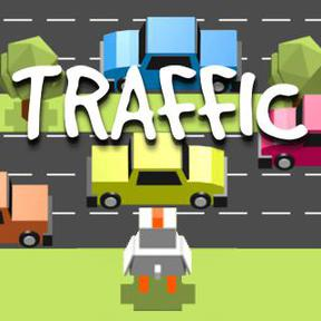 https://play.famobi.com/traffic arcade online game