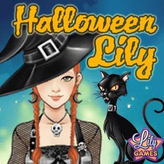 Halloween Lily