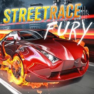 Utcai autóverseny játék