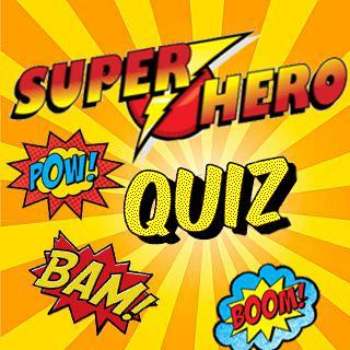 Superhero Quiz