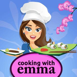 Sushi Rolls - Cooking With Emma