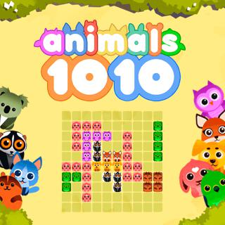 Play 1010 Animals