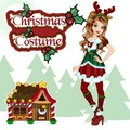 Christmas Costume Dress Up Game