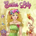 Easter Lily Dress Up Game
