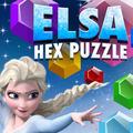 Elsa Hex Rompecabezas