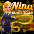 Nina - Costume Party Make Up Game