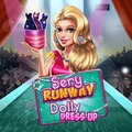 Sery Runway Dolly Dress Up Game