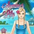 Summer Lily Dress Up Game
