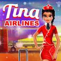 Tina - Airlines Dress Up Game