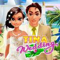 Tina Wedding Dress Up Game