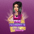 Tris Fashionista Dolly Dress Up Game