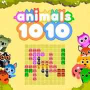 Play Game : 1010 Animals