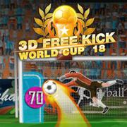 Spiel 3D Free Kick World Cup 18
