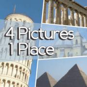 4 Pictures 1 Place