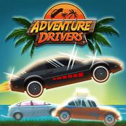 Adventure Drivers - Hot Games - Cool Math Games