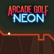 Arcade Golf: NEON by Claudio Souza Mattos