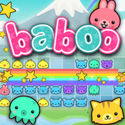 Play Game : Baboo: Rainbow Puzzle
