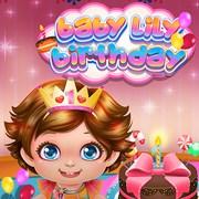 Jetzt Baby Lily Birthday online spielen!