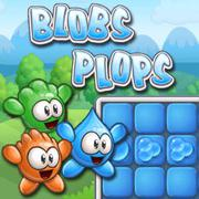 https://play.famobi.com/blobs-plops puzzle online game