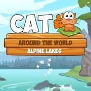 jugar Cat Around the World