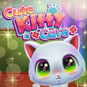 jugar Cute Kitty Care