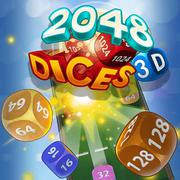Jetzt Dices 2048 3D online spielen!