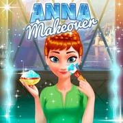 Jetzt Anna Makeover online spielen!