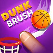 Dunk Brush - Popular Games - Cool Math Games