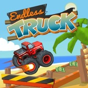 Endless Truck - Popular Games - Cool Math Games