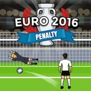 Euro Penalty 2016 by Claudio Souza Mattos