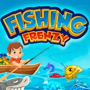 Fishing Frenzy by Claudio Souza Mattos