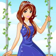 https://play.famobi.com/garden-princess girls,dress-up online game