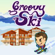 Play Game : Groovy Ski