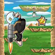 Jetzt Kiba & Kumba: High Jump online spielen!
