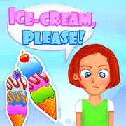 jugar Ice-Cream, Please!