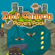 Play Game : Indi Cannon - Players Pack