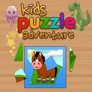 Kids Puzzle Adventure by Claudio Souza Mattos