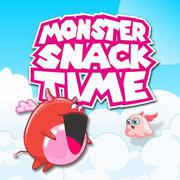 Play Game : Monster Snack Time