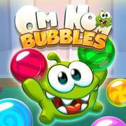 Jetzt Om Nom Bubbles online spielen!