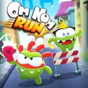 Jetzt Om Nom Run online spielen!