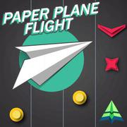 Paper Plane Flight by Claudio Souza Mattos