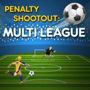 Spiel Penalty Shootout: Multi League