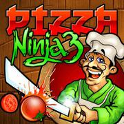 Pizza Ninja 3 by Claudio Souza Mattos