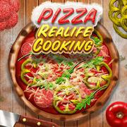 jugar Pizza Realife Cooking