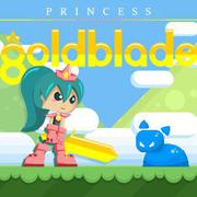 Play Game : Princess Goldblade And The Dangerous Water