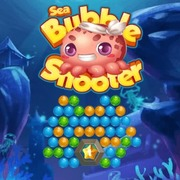 Play Game : Sea Bubble Shooter