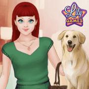 Play Game : Shopping Lily